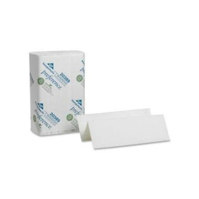 Georgia Pacific 20389 Preference M-Fold Towels White 16/250