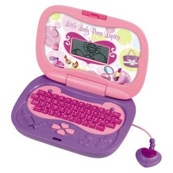 Enviro-Mental Toy Enviro-Mental I Q Series Little Lady Purse Bilingual Laptop