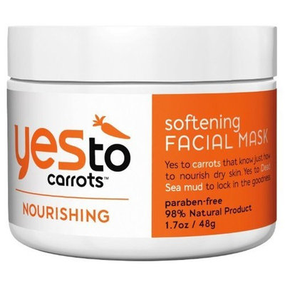 Yes To Carrots Softening Facial Mask
