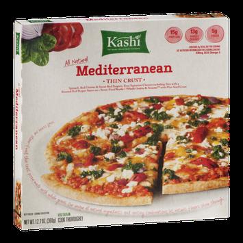 Kashi® Mediterranean Thin Crust Pizza