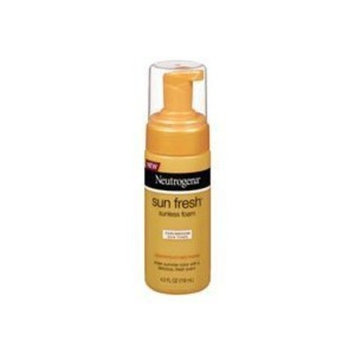 Neutrogena® Sun Fresh Sunless Foam