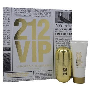 Perfume Worldwide, Inc. Women's 212 VIP by Carolina Herrera - 2 Piece Gift Set