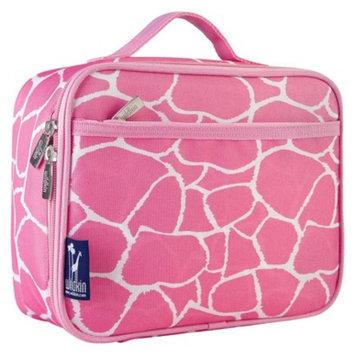 Wildkin 33260 Pink Giraffe Lunch Box
