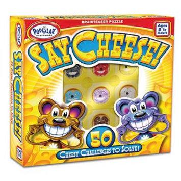 PlaSmart Say Cheese Brainteaser Puzzle Ages 8+, 1 ea