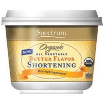 Spectrum Naturals All Vegetable, Butter Flavor (12/24 OZ) ( Value Bulk Multi-pack)