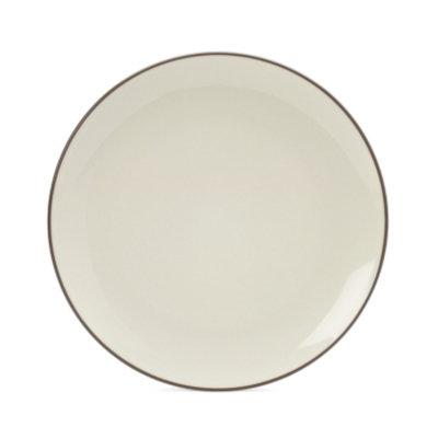 Noritake Colorwave Chocolate Coupe Dinner Plate