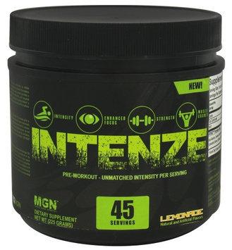 Muscle Gauge Nutrition - Intenze Pre-Workout Lemonade 45 Servings - 225 Grams
