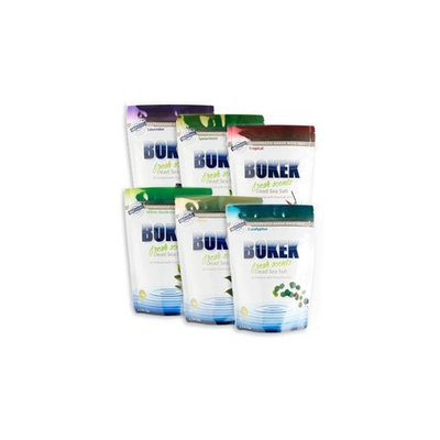 Bokek Fresh Scents Bath Salt Collection - 2.2lb