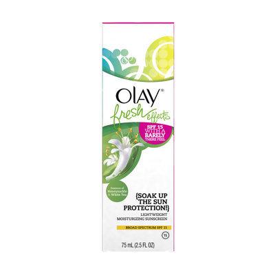 Olay Fresh Effects Soak Up The Sun Protection! Lightweight Moisturizing Sunscreen