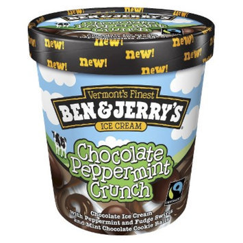 Ben & Jerry's® Chocolate Peppermint Crunch Ice Cream