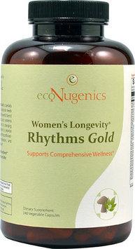 Econugenics Women's Longevity Rhythms Gold - 180 Vegetable Capsules