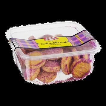 Charlotte's Butter Shortbread Cookies