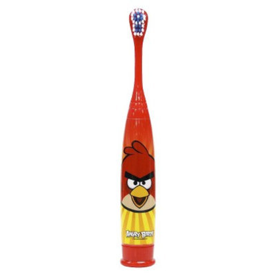 Dr. Fresh Dr.Fresh Angry Bird Powered ToothBrush - 1 Count