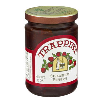 Trappist Preserve Strawberry
