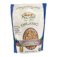 New England Naturals Antioxidant Organic Granola with Superfruit Berries and Vanilla