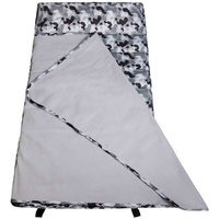 Wildkin Grey Camo Easy-Sleep Nap Mat