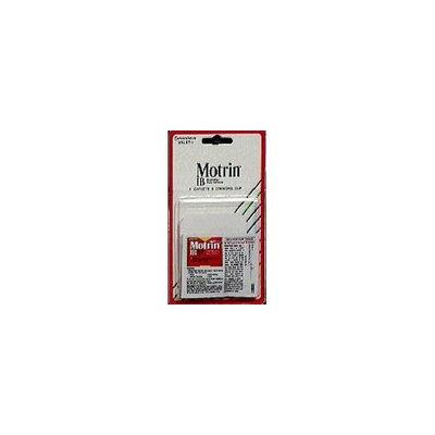 Motrin Trial Size Ibuprofen Caplets (Case of 144)
