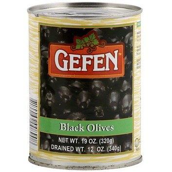 Gefen Black Olives