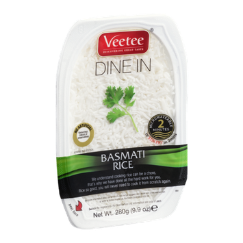 Veetee Dine In Basmati Rice