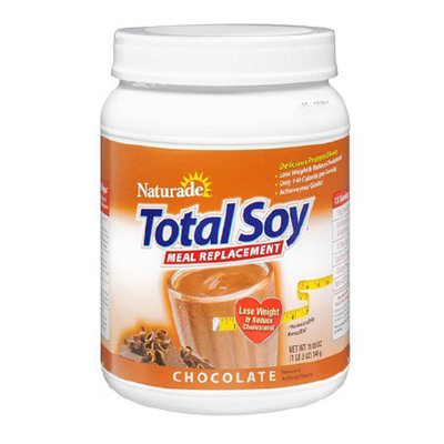 Naturade Total Soy Meal Replacement Protein Powder Chocolate
