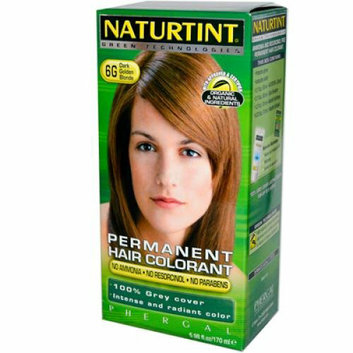 Naturtint Permanent Hair Color 6G Dark Golden Blonde 5.4 fl oz