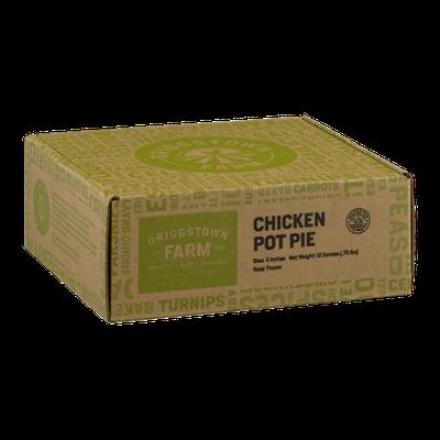 Griggstown Farm Chicken Pot Pie 5in