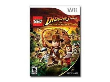 Lucas Arts Wiiluc33363q Lego Indiana Jones The Original Adventures - Wii