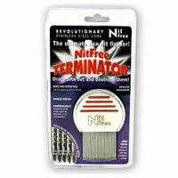 ELF Brands Nit Free Terminator Lice Comb