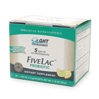 Global Health Trax FiveLac Probiotic Dietary Supplement