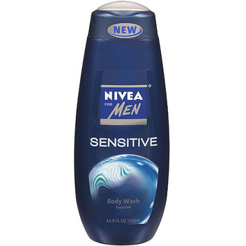NIVEA for Men Sensitive Soap-Free Body Wash