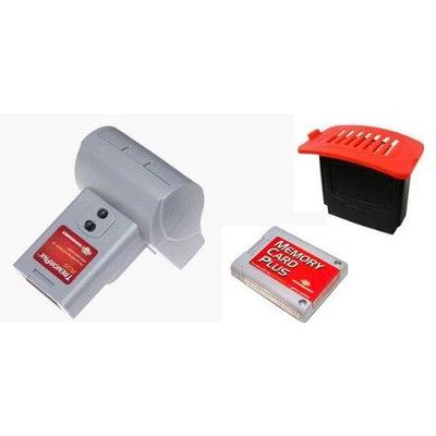 Nintendo 64 Accessories Set - Expansion Pak, Tremor Pak Plus & Memory Card Plus