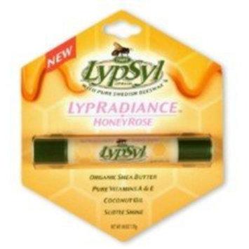 Lypsyl LypRadiance Honey Rose Lip Balm, 0.06 OZ / 1.70 g