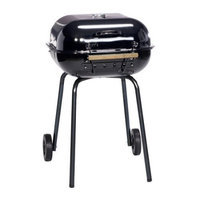 Meco Grills Americana Grills Swinger Charcoal Grill in Black 4100.0.111