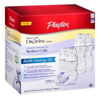 Playtex Drop-Ins System Premium Nurser Newborn Gift Set