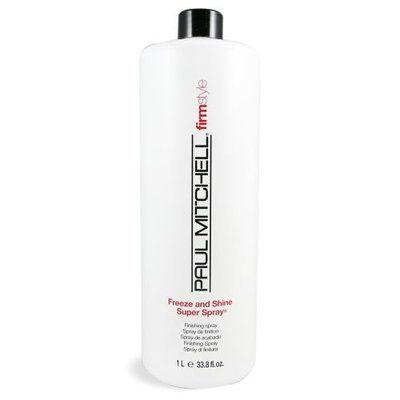 Paul Mitchell Freeze and Shine Spray, 33.8 Ounce