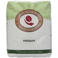 Coffee Bean Direct Chocolate Flavored, Whole Bean Coffee, 5-Pound Bag
