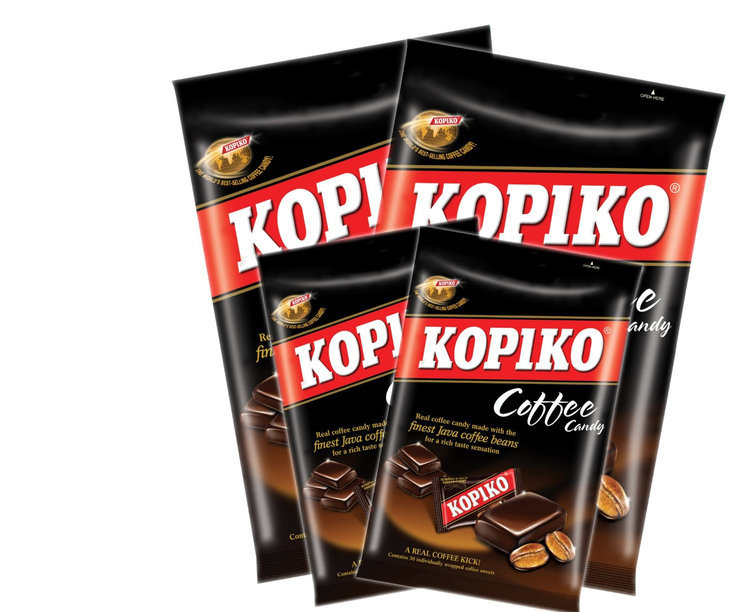 Slide: Kopiko Coffee Candy
