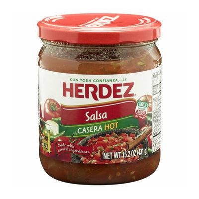 Herdez Casera Hot Salsa