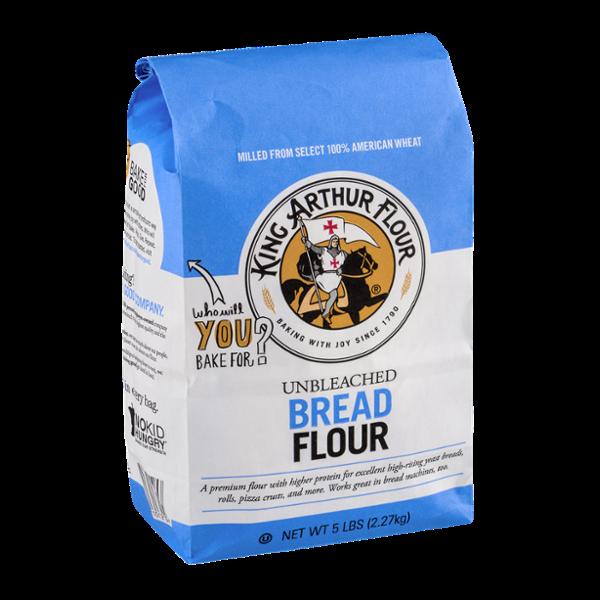 King Arthur Flour Unbleached Bread Flour