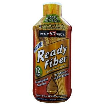 Health Direct - Ready Fiber W/Fos, 8 oz liquid