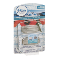 Febreze Refresh Air Freshener Refills Greek Seaside - 2 CT