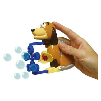 Poof-Slinky Inc Dog Bubble Blower Toy