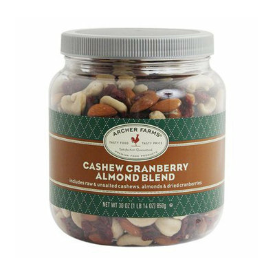 Archer Farms Cashew Cranberry Almond Blend Trail Mix