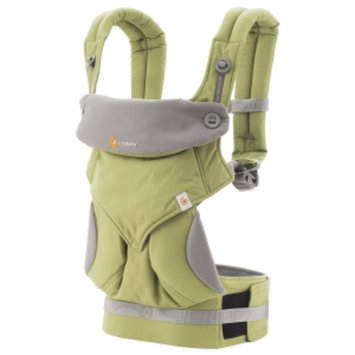 Ergo Baby Ergobaby Four Position 360 Carrier, Green, 1 ea