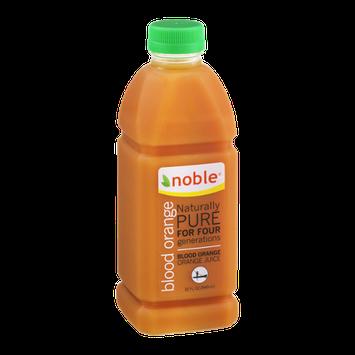 Noble Orange Juice Blood Orange