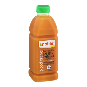 Noble Orange Juice Blood Orange