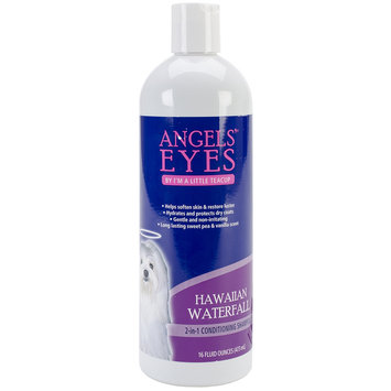 Angel's Eyes Angels' Eyes 2-In-1 Conditioning Dog Shampoo 16oz-Hawaiian Waterfall