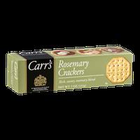 Carr's Rosemary Crackers