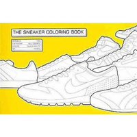 The Sneaker Coloring Book (Paperback)
