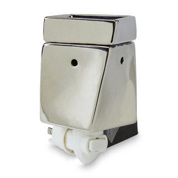 Langley Products L.l.c. Plug-in Fragrance Warmer - Chrome Twist